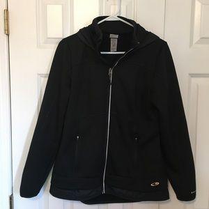 Women's Training Full Zip Track Jacket with Hood